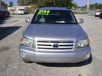 2005 Toyota Highlander Limited  in Fort Pierce, FL