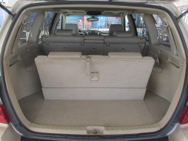 2005 Toyota Highlander Gardena, California 11
