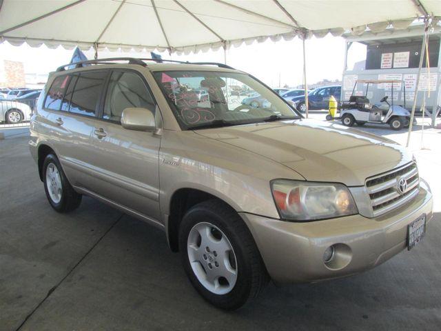 2005 Toyota Highlander Gardena, California 3
