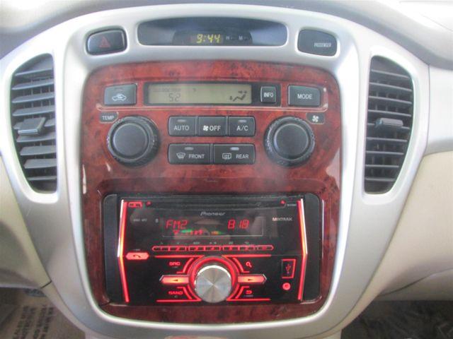 2005 Toyota Highlander Gardena, California 6