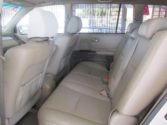 2005 Toyota Highlander Gardena, California 10