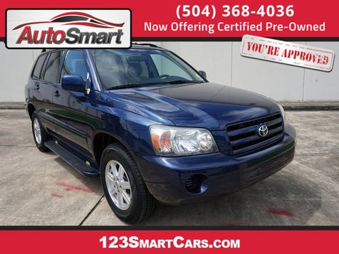 2005 Toyota Highlander V6 in Harvey, LA