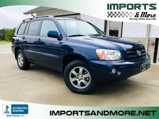 2005 Toyota Highlander V6 3rd ROW Imports and More Inc  in Lenoir City, TN