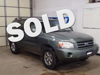 2005 Toyota Highlander Base Lincoln, Nebraska