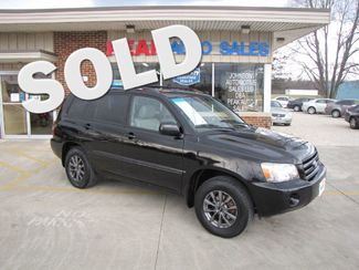 2005 Toyota Highlander Limited in Medina, OHIO 44256