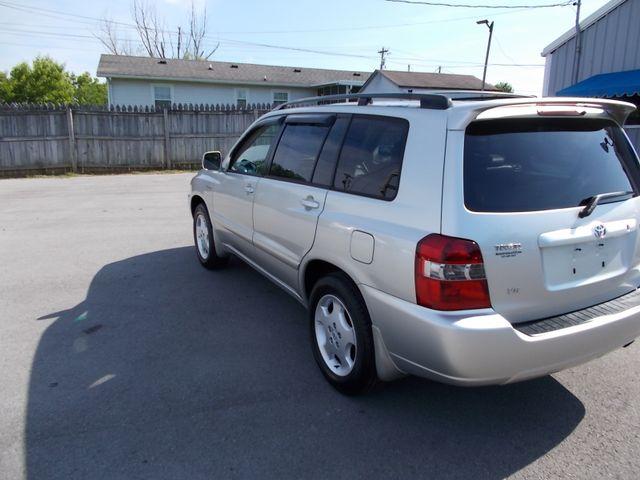 2005 Toyota Highlander Shelbyville, TN 4