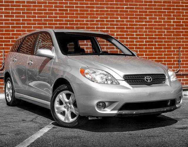 2005 Toyota Matrix XR Burbank, CA 1