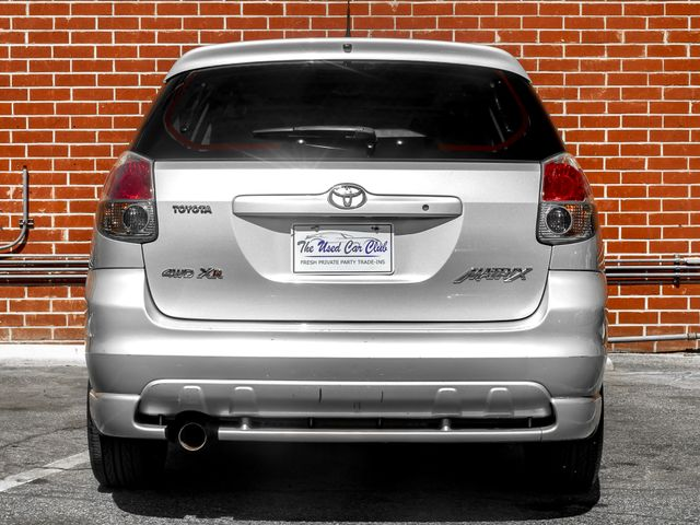 2005 Toyota Matrix XR Burbank, CA 3