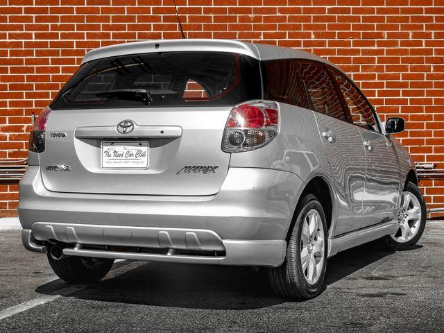 2005 Toyota Matrix XR Burbank, CA 4