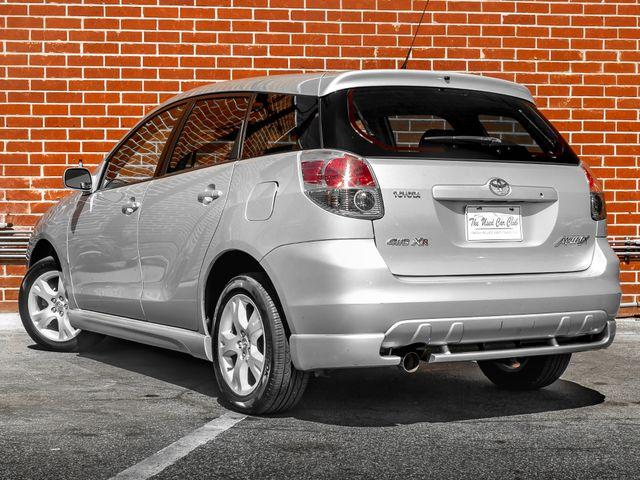 2005 Toyota Matrix XR Burbank, CA 5