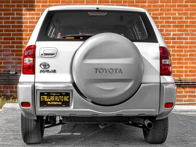 2005 Toyota RAV4 Burbank, CA 3