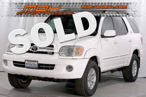 2005 Toyota Sequoia Limited - 4WD - JBL Sound - Heated seats - DVD in Los Angeles