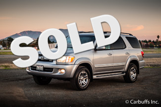 2005 Toyota Sequoia SR5 | Concord, CA | Carbuffs in Concord