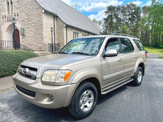 2005 Toyota Sequoia SR5 in Knoxville, Tennessee 37920