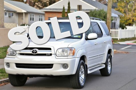 2005 Toyota Sequoia Limited in