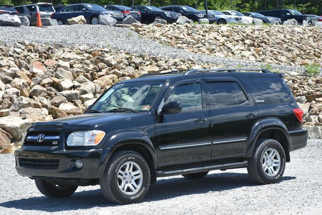 2005 Toyota Sequoia Limited Naugatuck, Connecticut