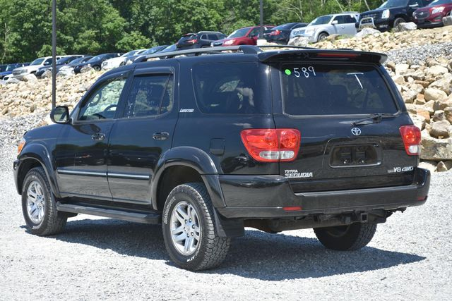 2005 Toyota Sequoia Limited Naugatuck, Connecticut 2