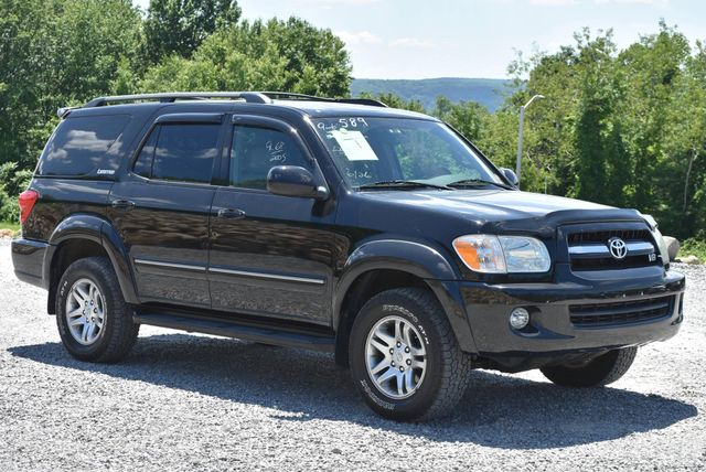 2005 Toyota Sequoia Limited Naugatuck, Connecticut 6