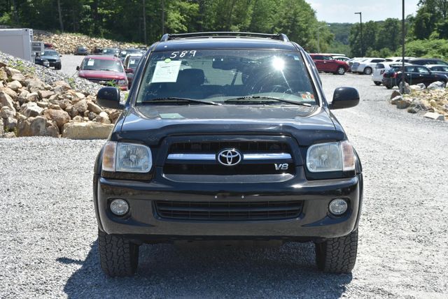 2005 Toyota Sequoia Limited Naugatuck, Connecticut 7