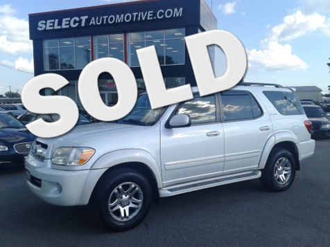 2005 Toyota Sequoia Limited in Virginia Beach, Virginia