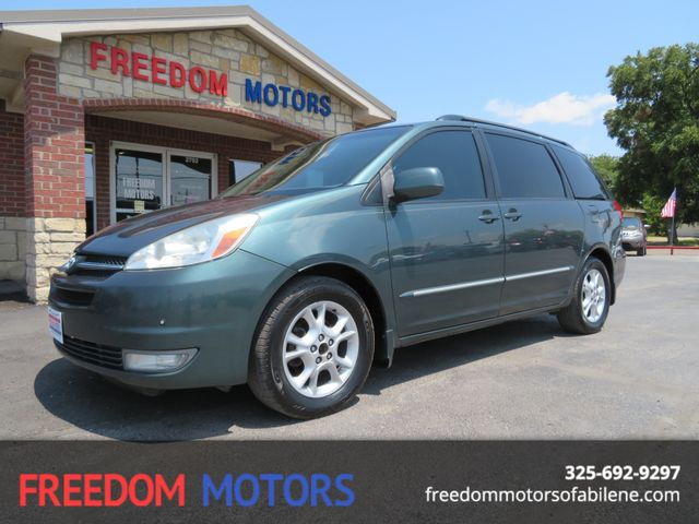 2005 Toyota Sienna XLE LTD | Abilene, Texas | Freedom Motors  in Abilene,Tx Texas