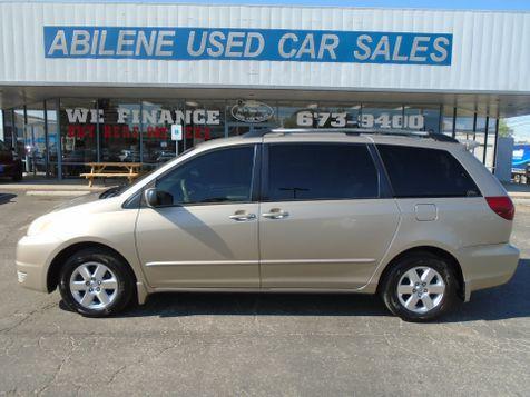 2005 Toyota Sienna LE in Abilene, TX