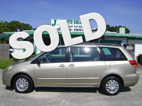 2005 Toyota Sienna CE in Fort Pierce, FL