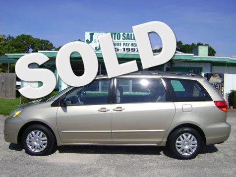 2005 Toyota Sienna CE in Fort Pierce, FL
