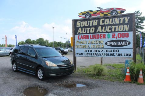 2005 Toyota Sienna XLE in Harwood, MD
