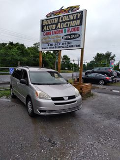 2005 Toyota Sienna in Harwood, MD