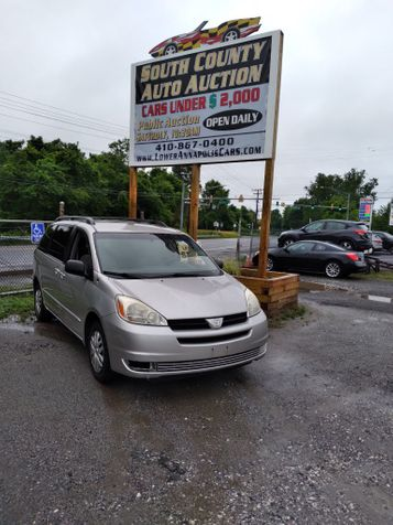 2005 Toyota Sienna CE in Harwood, MD