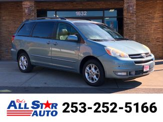 2005 Toyota Sienna XLE Limited in Puyallup Washington, 98371