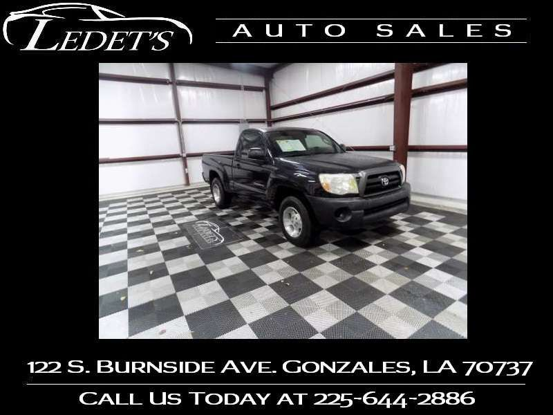 2005 Toyota Tacoma  - Ledet's Auto Sales Gonzales_state_zip in Gonzales Louisiana