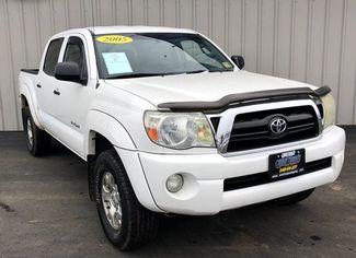 2005 Toyota Tacoma DOUBLE CAB SR5 in Harrisonburg, VA 22801