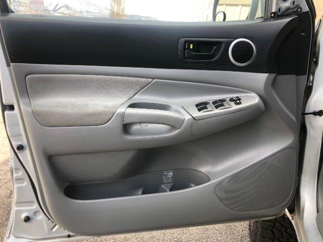 2005 Toyota Tacoma Double Cab V6 Automatic 4WD LINDON, UT 9