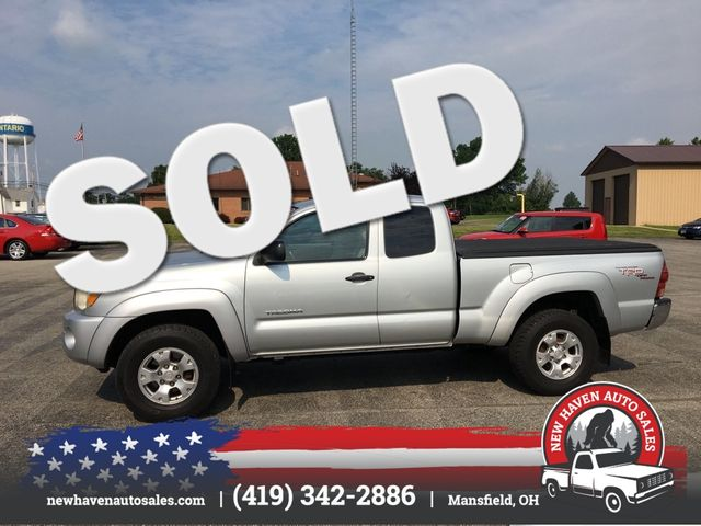 2005 Toyota Tacoma ACCESS CAB 4x4 in Mansfield, OH 44903