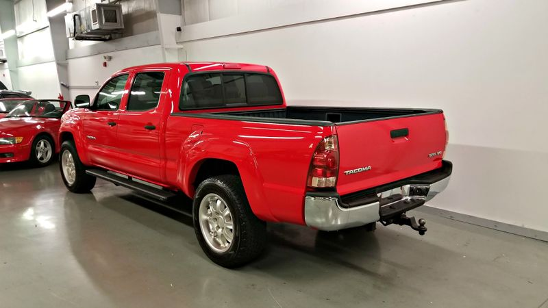 2005 Toyota Tacoma DOUBLE CAB LONG BED CLEAN CARFAX 4X4 | Palmetto, FL | EA Motorsports in Palmetto, FL