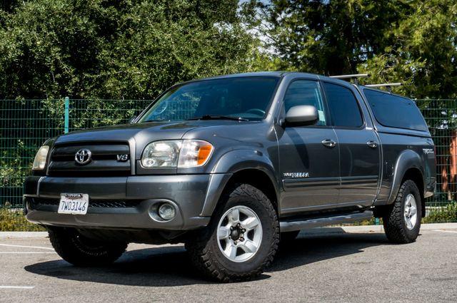 2005 Toyota Tundra Ltd 4WD - CAMPER - TOW PKG Reseda, CA 1