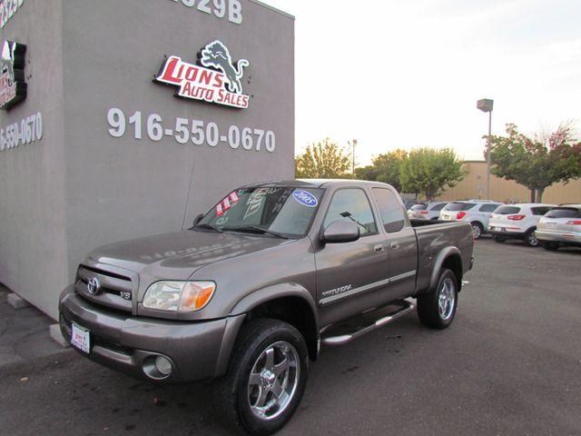 2005 Toyota Tundra Ltd