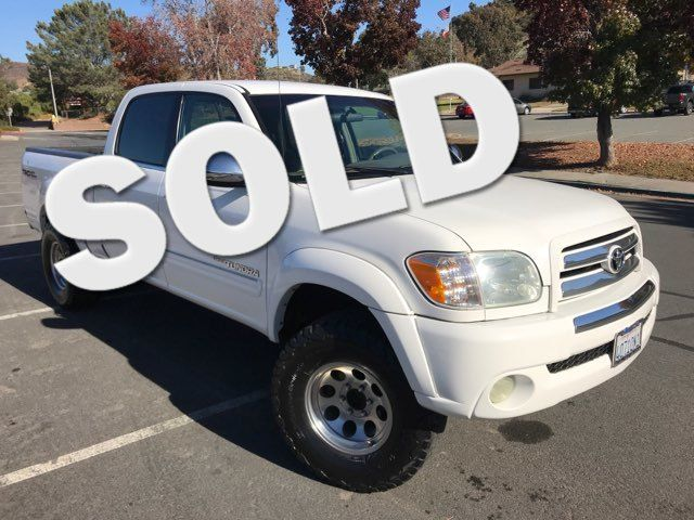 2005 Toyota Tundra SR5 TRD OFF ROAD Package San Diego, CA