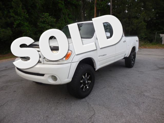 2005 Toyota Tundra Ltd Snellville , GA