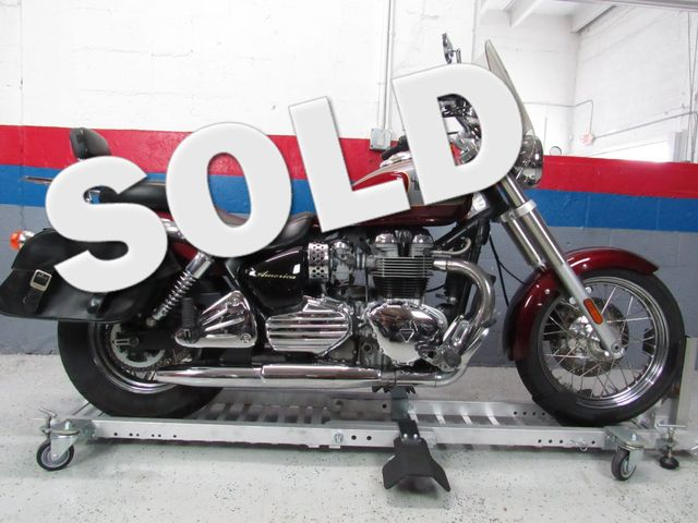 2005 Triumph America in Dania Beach , Florida 33004