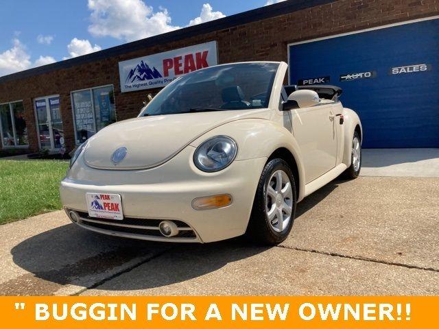 2005 Volkswagen Beetle GLS