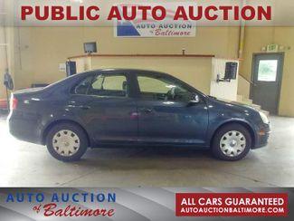 2005 Volkswagen Jetta Value Edition   JOPPA, MD   Auto Auction of Baltimore  in Joppa MD