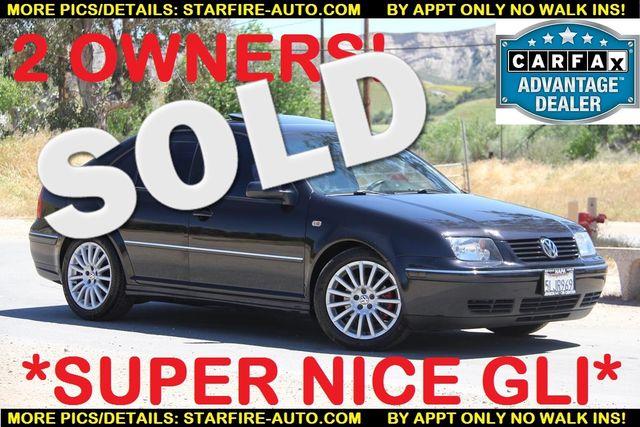 2005 Volkswagen Jetta GLI Santa Clarita, CA 0