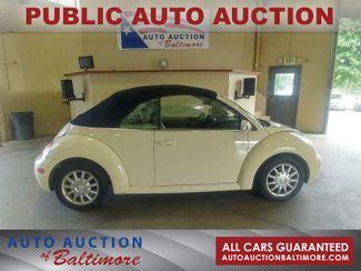 2005 Volkswagen NEW BEETLE GLS  | JOPPA, MD | Auto Auction of Baltimore  in Joppa MD