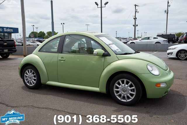 2005 Volkswagen New Beetle GLS in Memphis, Tennessee 38115