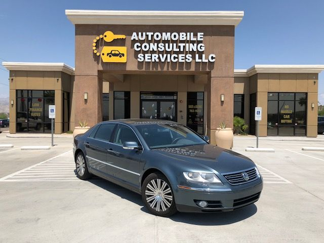 2005 Volkswagen Phaeton V8 AWD in Bullhead City Arizona, 86442-6452