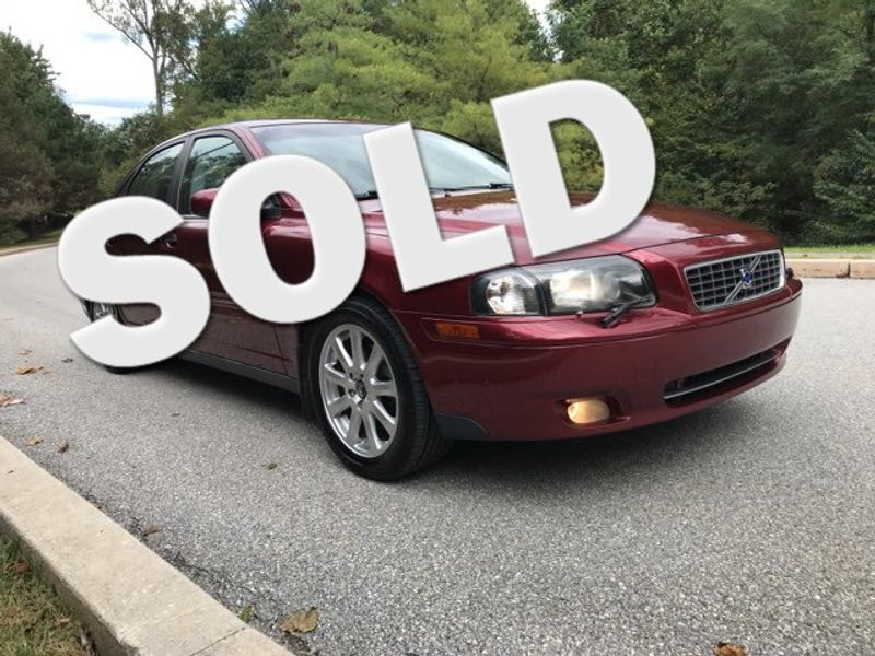 2005 Volvo S80 AWD 2.5T  | Malvern, PA | Wolfe Automotive Inc.