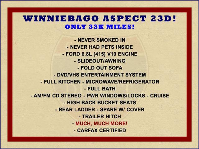 2005 Winnebago Aspect 23D Motorhome Mooresville , NC 1